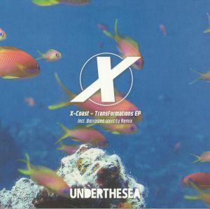 X COAST - Transformations EP