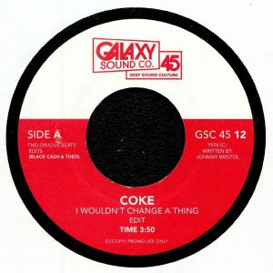 COKE/ODETTA - I Wouldn't Change A Thing