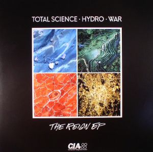 TOTAL SCIENCE/HYDRO/WAR - The Reign EP