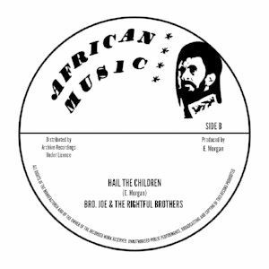 BROTHER JOE/THE RIGHTFUL BROTHERS - Go To Zion (reissue)