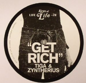 TIGA/ZYNTHERIUS - Get Rich