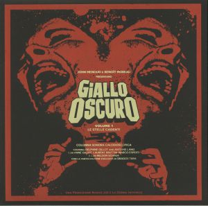 LA DONNA INVISIBLE - Giallo Oscuro Volume 1 (Soundtrack)