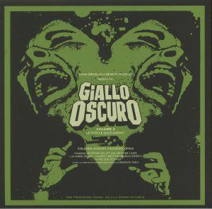 LA DONNA INVISIBLE - Giallo Oscuro Volume 2 (Soundtrack)
