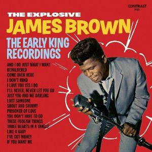 BROWN, James - The Explosive James Brown