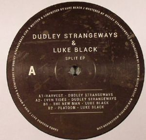 DUDLEY STRANGEWAYS/LUKE BLACK - Split EP
