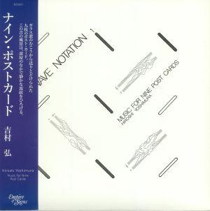 YOSHIMURA, Hiroshi - Music For Nine Post Cards