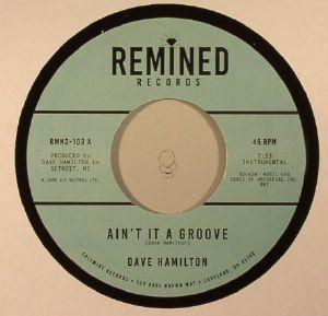 HAMILTON, Dave - Ain't It A Groove