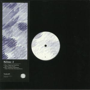 PLOY - Footprints In A Solid Rock (remixes)