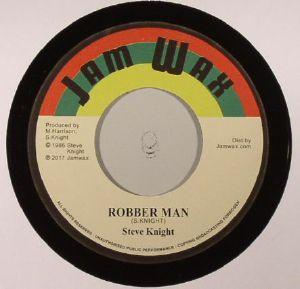KNIGHT, Steve - Robber Man