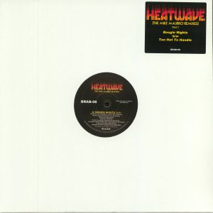 HEATWAVE - The Mike Maurro Remixes Vol 1