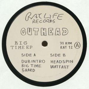 CUTHEAD - Big Time EP