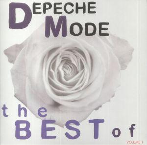DEPECHE MODE - The Best Of Depeche Mode Vol 1 (reissue)