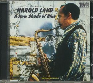 LAND, Harold - A New Shade Of Blue