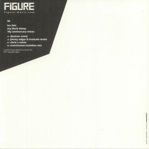 FAKI, Len - My Black Sheep: 10y Anniversary Mixes
