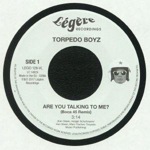 TORPEDO BOYZ - Are You Talking To Me?