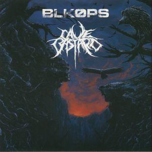 BLK OPS/CAVE BASTARD - Split