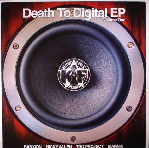 SANXION/NICKY ALLEN/TNO PROJECT/MANNIK - Death To Digital EP Volume 1