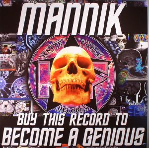 MANNIK - Buy This Record To Become A Genious