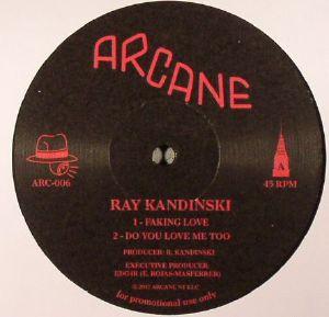 KANDINSKI, Ray - Faking Love