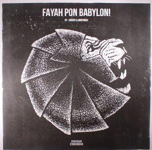 CROSBY/LONGFINGAH - Fayah Pon Babylon! EP