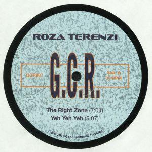 TERENZI, Roza - The Right Zone