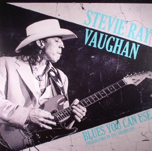 VAUGHAN, Stevie Ray - Blues You Can Use: Philadelphia PA 1987 Broadcast