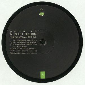 DONA vs DJ PLANT TEXTURE - The Bongoman Archive