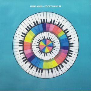 JONES, Jamie - Kooky Music EP