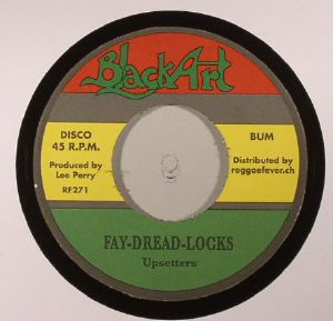 DREAD LOCKS FAY/UPSETTERS - Back Way