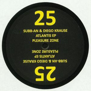 SUBB AN/DIEGO KRAUSE - Atlantis EP