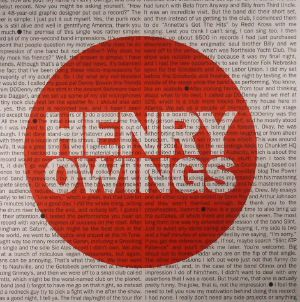 OWINGS, Henry - Micro Impressions Volume 1
