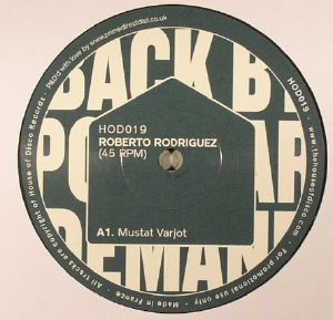 RODRIGUEZ, Roberto/LUMINODISCO - Back By Popular Demand
