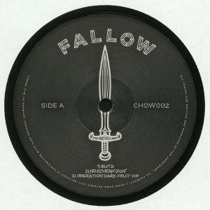 FALLOW/DJ CHALICE - Fallow & Chalice EP