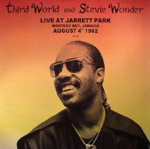 WONDER, Stevie/THIRD WORLD - Live at Jarrett Park Montego Bay Jamaica August 4th 1982