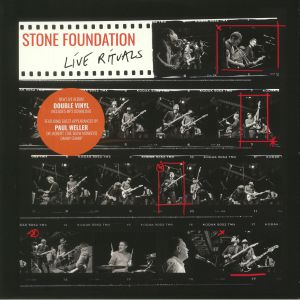STONE FOUNDATION feat PAUL WELLER/DR ROBERT/DANNY CHAMP - Live Rituals