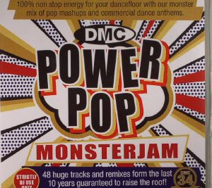 VARIOUS - Power Pop Monsterjam (Strictly DJ Only)