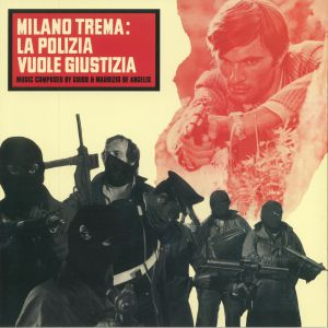 DE ANGELIS, Guido/MAURIZIO DE ANGELIS - Milano Trema: La Polizia Vuole Giustizia (Soundtrack)