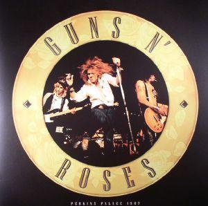 GUNS N ROSES - Perkins Palace 1987