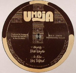 WAYNE, Rick/RAS TELFORD/THE NORTONES/UMOJA PLAYERS - Magnify