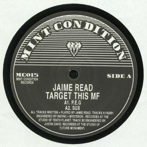READ, Jaime - Target This MF (reissue)