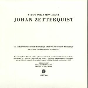 ZETTERQUIST, Johan - Study For A Monument