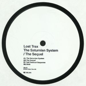 LOST TRAX - The Saturnian System