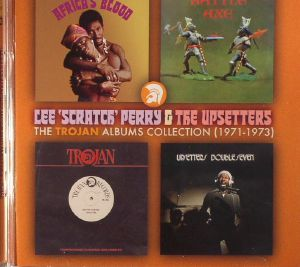 PERRY, Lee & The UPSETTERS - The Trojan Albums Collection (1971-1973)