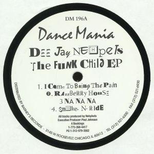DEE JAY NEHPETS - The Funk Child EP