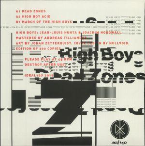 HIGH BOYS - Dead Zones