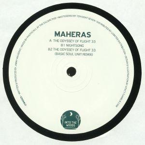 MAHERAS - The Odyssey Of Flight 33
