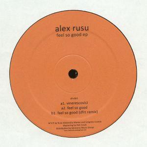 RUSU, Alex - Feel So Good EP