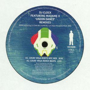 DJ CLOCK feat MADAME X - Union Dance (Louie Vega remixes)