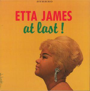 JAMES, Etta - At Last! (reissue)