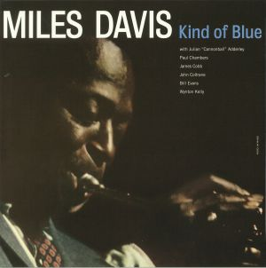 DAVIS, Miles - Kind Of Blue (reissue)